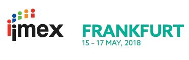 IMEX Messe Frankfurt 2018 logo