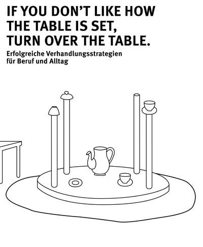 Verhandlungstraining Hochschule für Gestaltung Offenbach