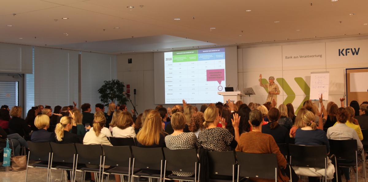 1 Workshop an 4 Standorten – zeitgleich und mit vollen Erfolg!