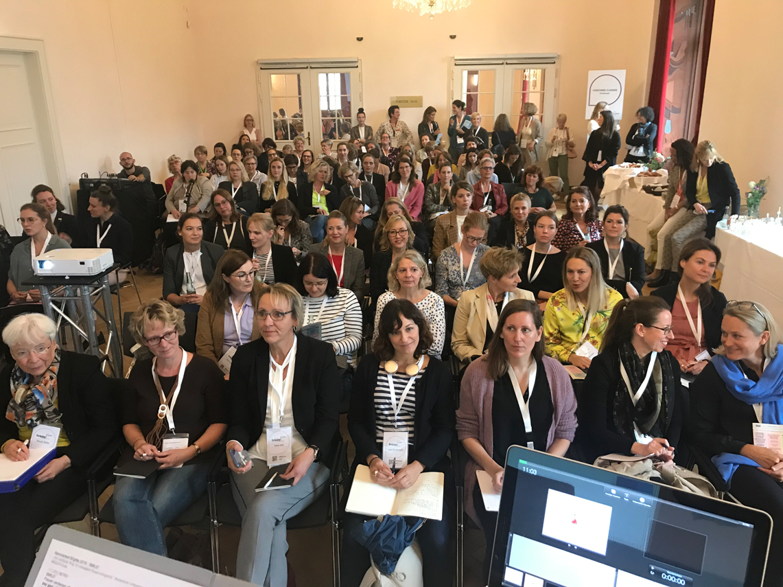 Tolle Stimmung beim Brigitte Job Symposium 2019 in Mainz
