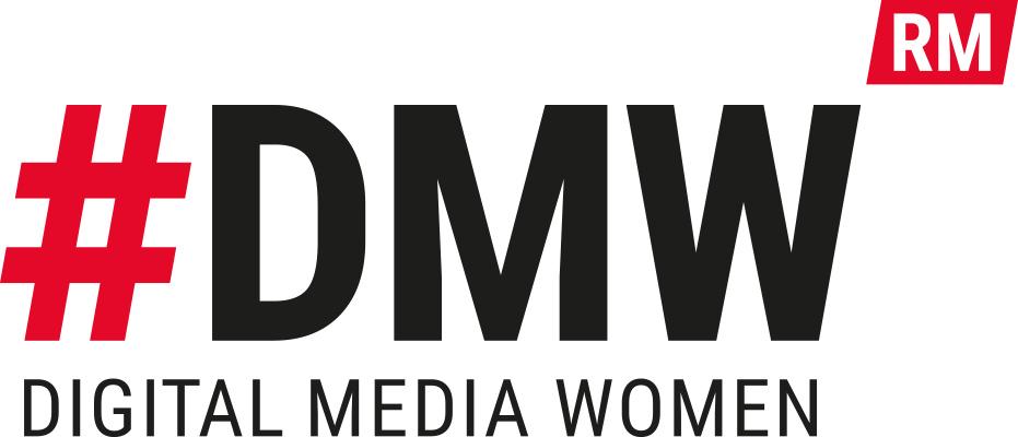 Logo Digitial Media Women #dmw