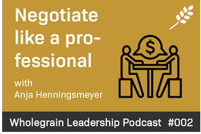 Link to the Podcast with Anja Henningsmeyer about Negotiation