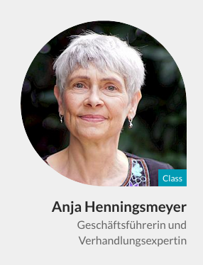 Anja Henningsmeyer beim Brigitte Job-Symposium 2020