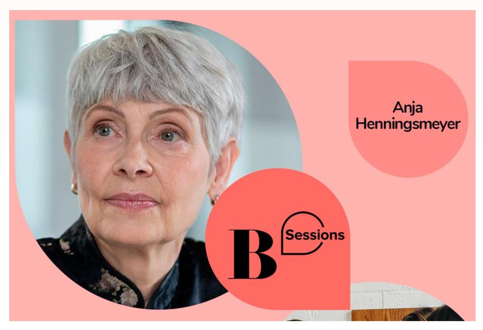 Verhandlung Anja Henningsmeyer bei Brigitte Academy 2021